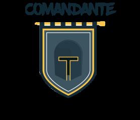 Insignia Comandante